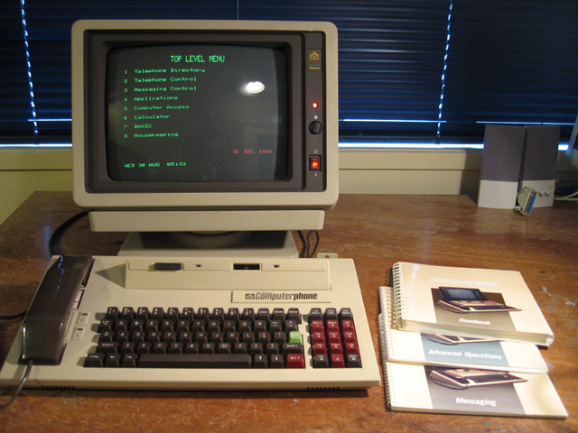 sinclair ql icl one per desk