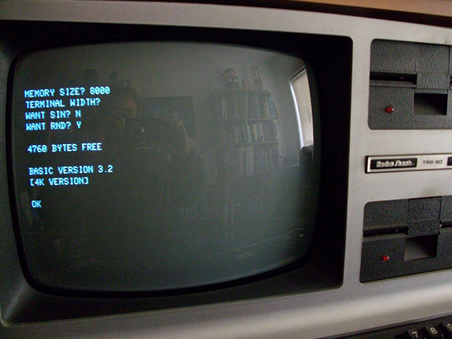 An Altair Emulator for the TRS-80 Model III