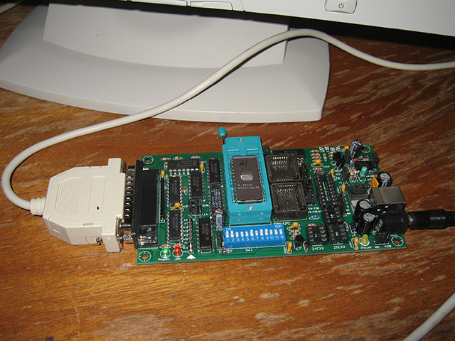 EPROMS: The minimum you need to know to burn your own