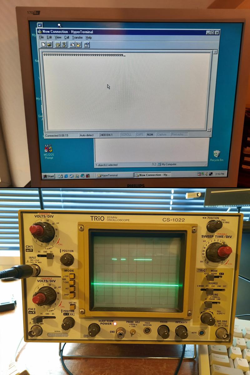 Nec Pc-8201a Rs-232 Fault