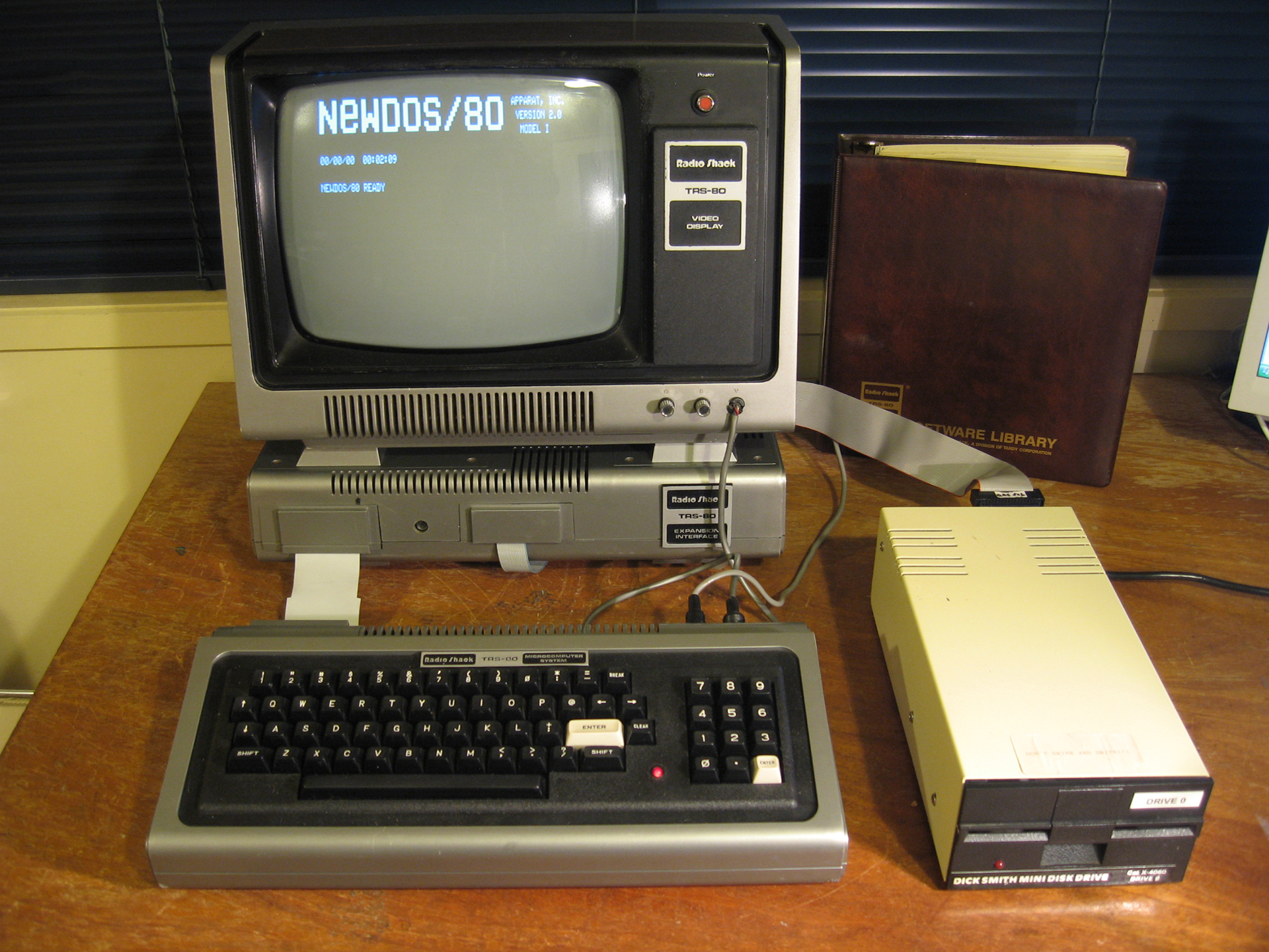Show us your Tandy Computers! - Page 3