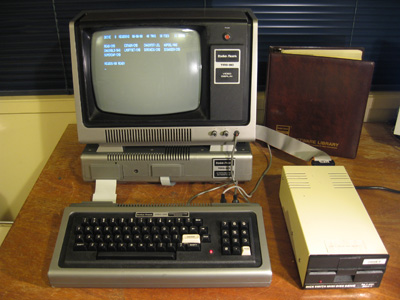 Terry Stewart (Tezza)'s Vintage Classic Computer Collection