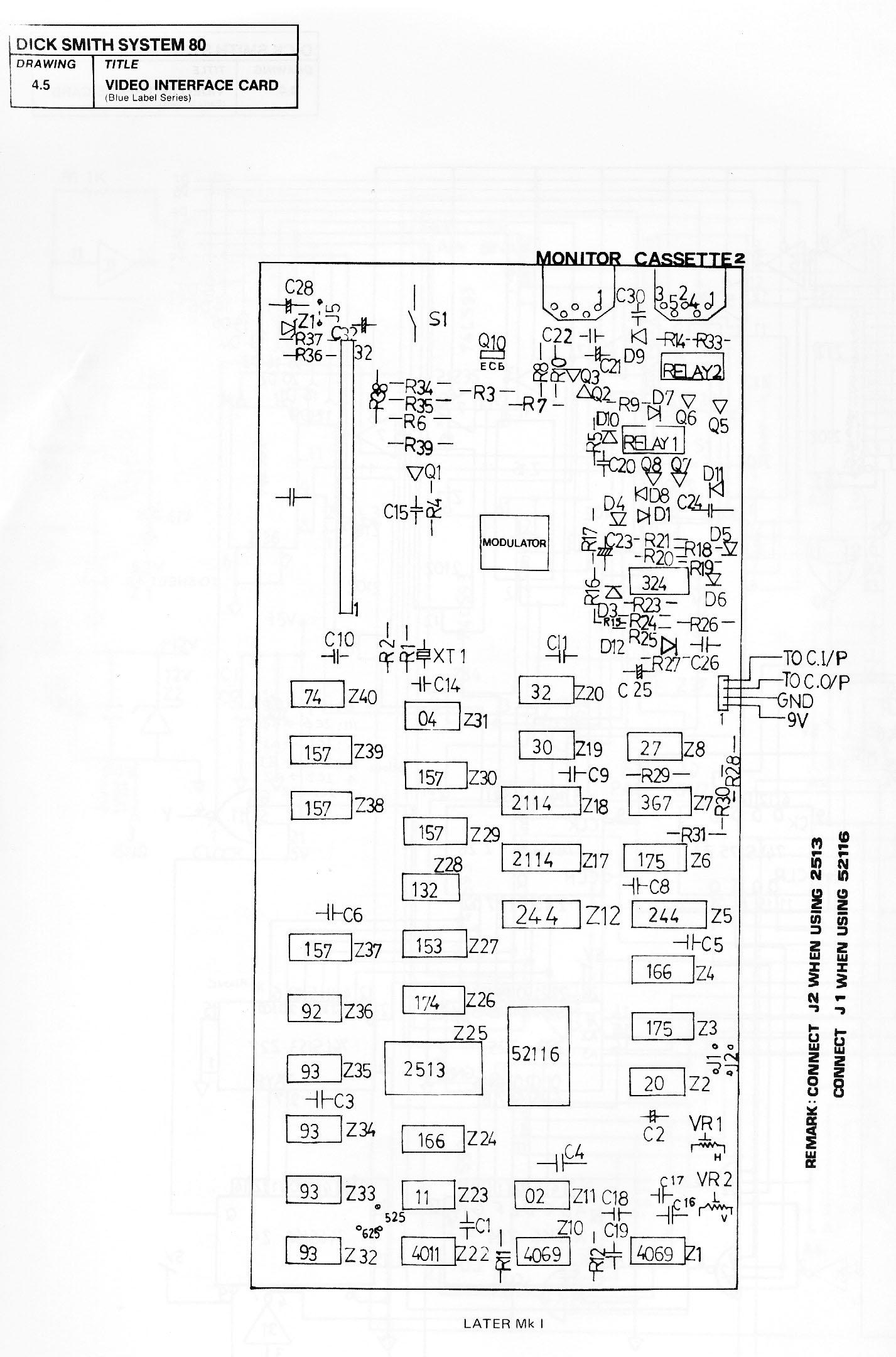 system 80 manuals
